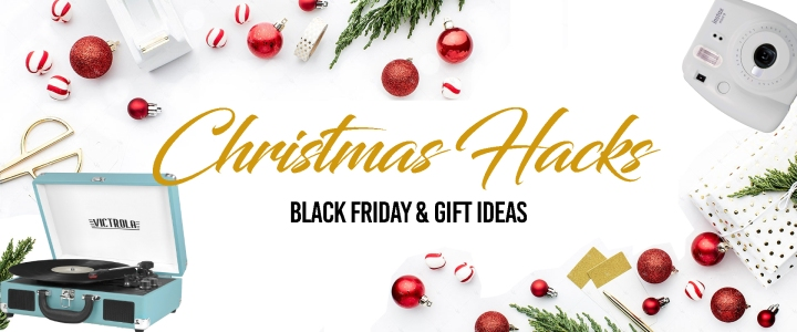 Christmas Must Haves! (Black Friday Hacks)